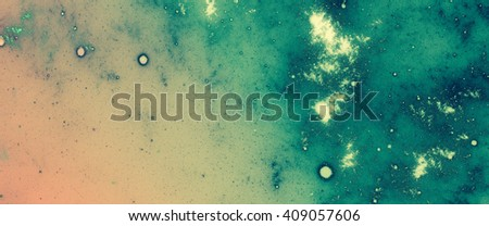 Abstract background. An interesting and expressive abstraction on a pastel background. An intriguing pattern, the effect of the haze of abstraction give expressiveness and atmosphere of mystery - stock photo