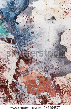Abstract Background Bitmap Illustration - stock photo