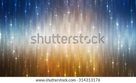 abstract background. blue shiny background - stock photo