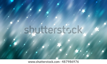 abstract background. blue shiny background illustration digital.