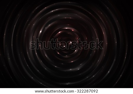 abstract background. brilliant cream circles for background