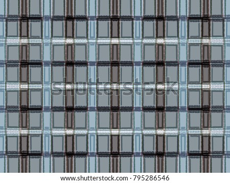 abstract background | colorful tartan pattern | simple gingham texture | geometric intersecting striped illustration for wallpaper website fabric garment gift wrapping paper graphic or concept design