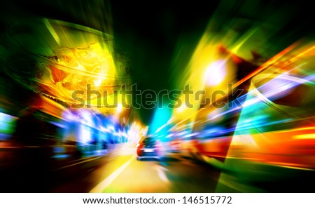 abstract background concept of alcoholic beverages and driving - stock photo