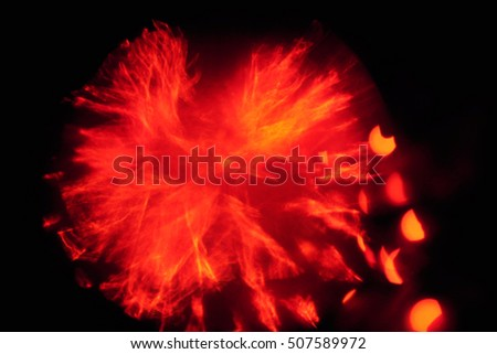 abstract background, explosion, flash,red black
