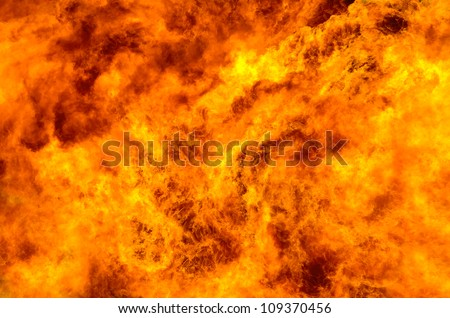 Abstract background. Fire flame - stock photo
