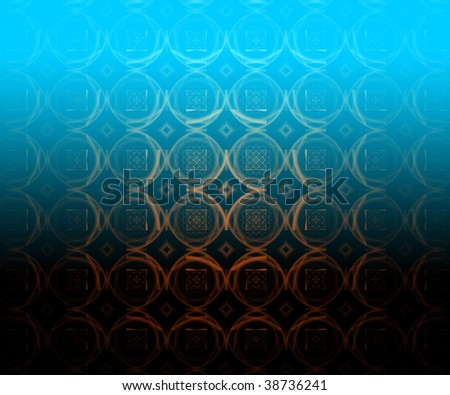 Abstract background for elegant design cover or fantasy composition.