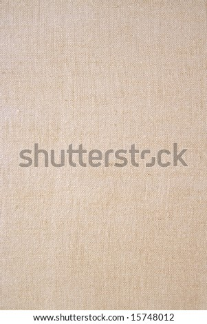 Abstract background from flax materials - stock photo