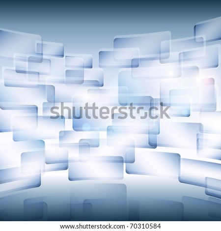 Abstract background greyish blue color. - stock photo