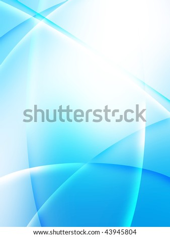 Abstract background illustration - stock photo