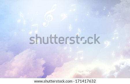 Abstract background image expressing different concepts and ideas - stock photo