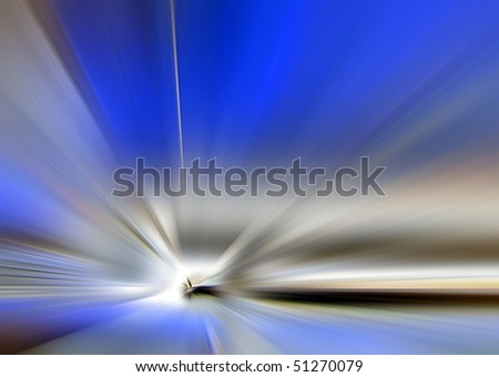 Abstract background in blue and gray tones. - stock photo