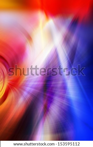 Abstract background in blue, purple and red colors. - stock photo