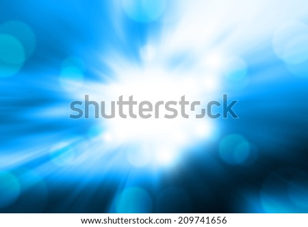 Abstract background in blue tones. - stock photo