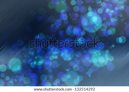 Abstract background in shades of dark blue, blue, cyan and green