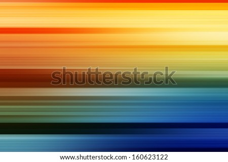 Abstract background in yellow and blue tones - stock photo