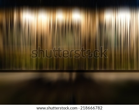 abstract background, (looks like a curtain of water) - stock photo