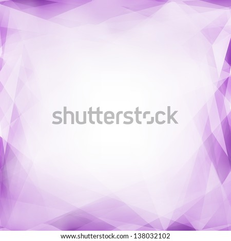 Abstract background. Lowpoly vector illustration. Template for style design. - stock photo