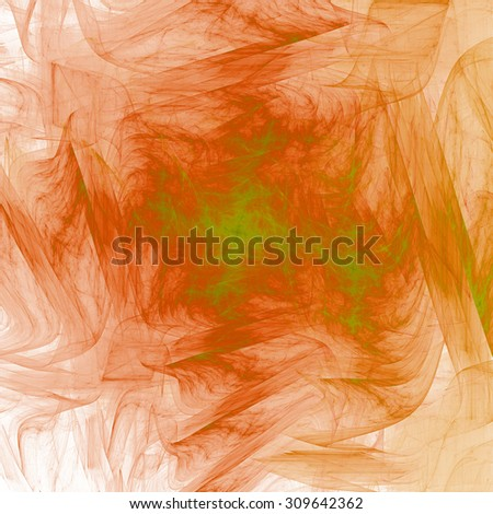 Abstract background made out of perpendicular intersecting colorful bright vivid lines in high resolution and pastel orange,yellow,green