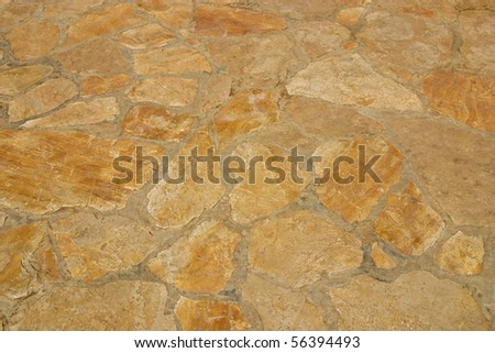 Abstract background - natural slate stone flooring tiles