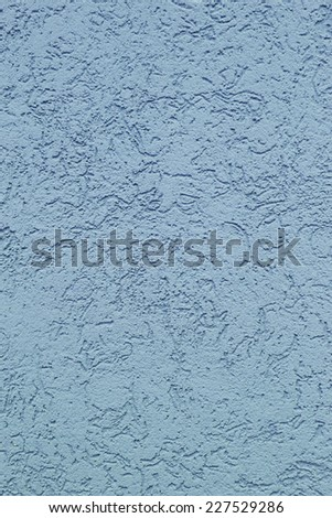 abstract background of blue mortar wall texture - stock photo