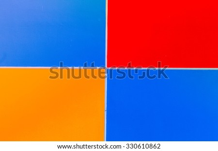 Abstract background of color concrete wall