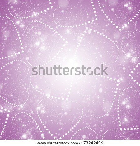 Abstract background of hearts. The concept of Valentine's Day