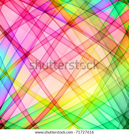abstract background of magic burst with rays of light