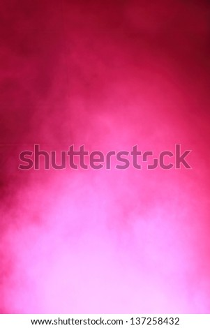 abstract background of pink smoke - stock photo