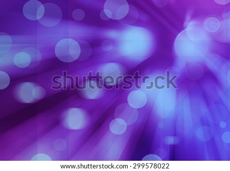 Abstract background of purple lighting - stock photo
