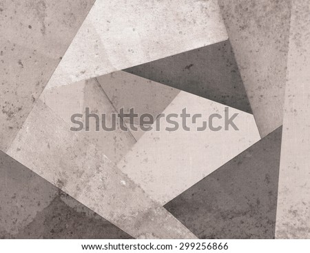 Abstract background. Old paper. Geometric background - stock photo