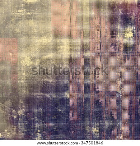 Abstract background or texture. With different color patterns: yellow (beige); gray; purple (violet); pink - stock photo