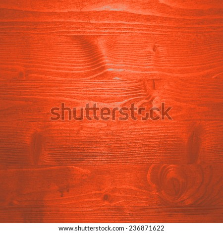 abstract  background - orange wood texture - stock photo
