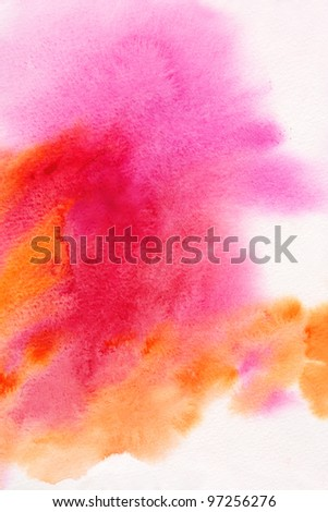 abstract background paint make bright impression. - stock photo