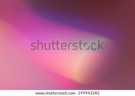 Abstract background, pink rays of light - stock photo