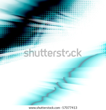 abstract  background, raster version
