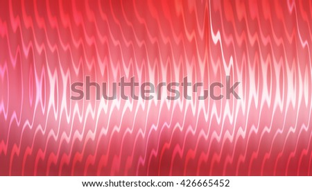abstract background. red background with waves and stars
