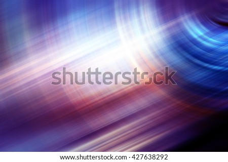 Abstract background representing speed, motion and burst of colors and light in red, purple, pink, white and blue colors. - stock photo