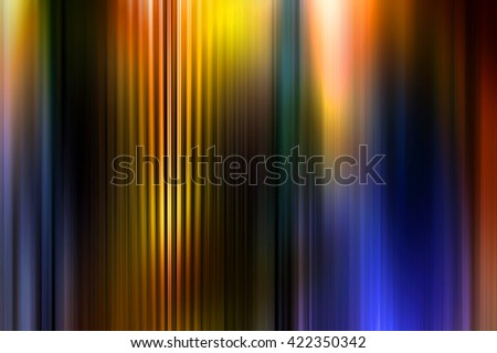 Abstract background representing speed, motion and burst of colors and light made of vertical lines. - stock photo