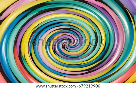 Abstract Background Swirl Design Pattern Wallpaper