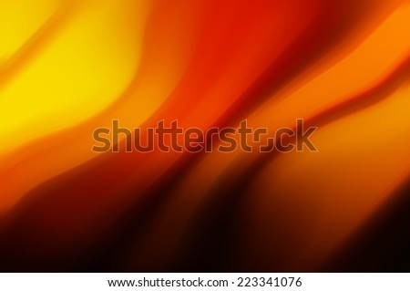 abstract background waves. orange abstract background. - stock photo