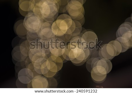 abstract background with bokeh - stock photo