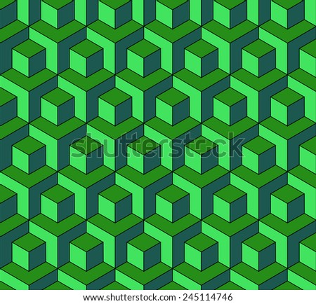 Abstract background with colored blocks. Raster 1 Raster - stock photo