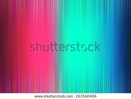 Abstract background with colorful vertical thin stripes. Illustration - stock photo