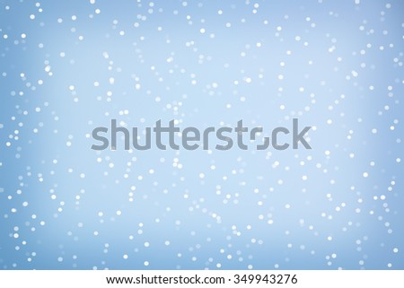 abstract background with small bokeh dots