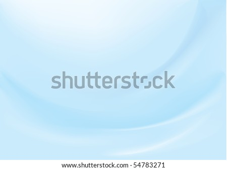Abstract Background with smooth blue gradients for a corporate feel.(vector also available) - stock photo