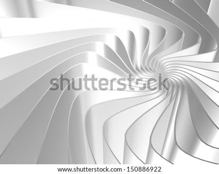 Abstract background with turbulences