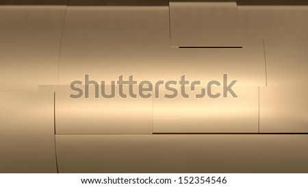 abstract background, yellow metal texture