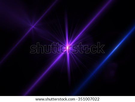 Abstract backgrounds laser star lights (super high resolution)