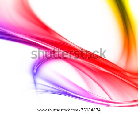 Abstract beautiful colorful background - stock photo