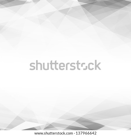 Abstract black and white background. - stock photo